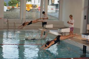 2016 Sportfest Schwimmen
